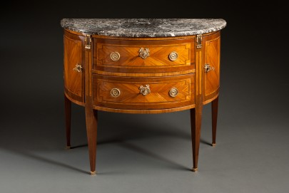 Demi-Lune-Commode